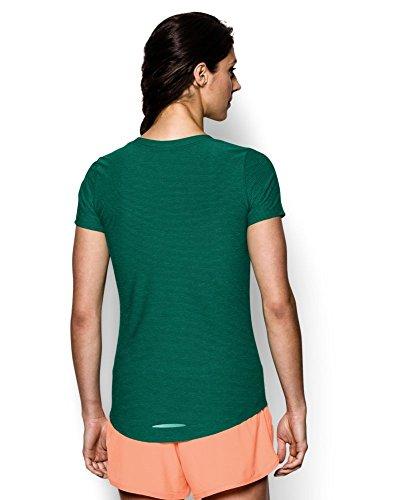 Under Armour Women's UA Perfect Pace T-Shirt Medium PLANTATION