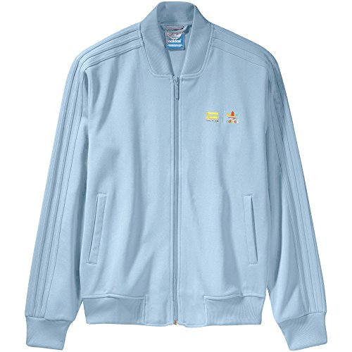 adidas Originals x Pharrell Williams OFF Supercolor Track Jacket 85% OFF Williams da0cb9