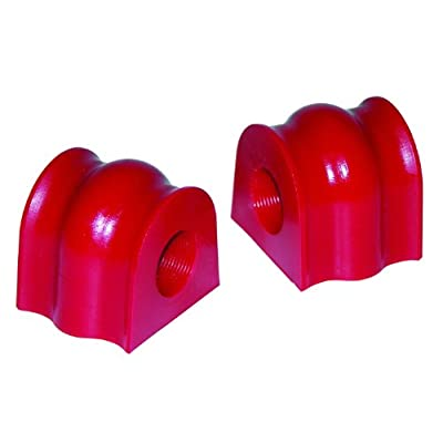 Prothane 16-1101 Red 20 mm Front Sway Bar Bushing Kit: Automotive