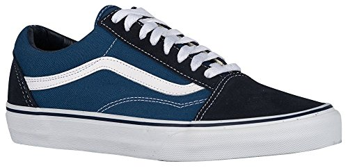 Shoes Classic Skool Unisex Vans Skate Navy Old xAnXnwtO