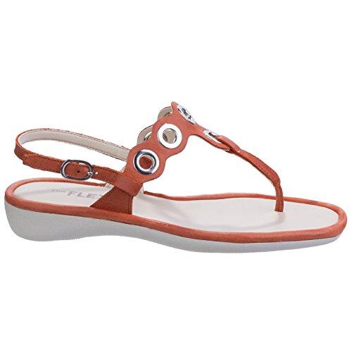 The Flexx Damen Tia Maria Lopez Schuhe Sandalen Zehentrenner Sommerschuhe Ginger
