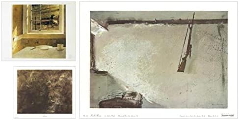 Andrew Wyeth-Thin Ice-1971 Poster