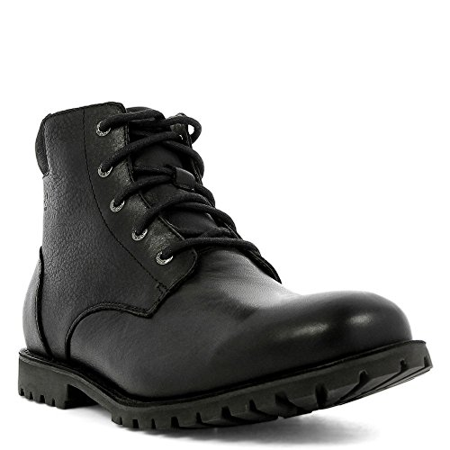 Bogs Hombres Johnny 5-eye Bota Black