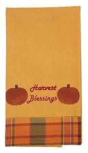 Ihf Home Decor Kitchen Dishtowel Towel Harvest Design