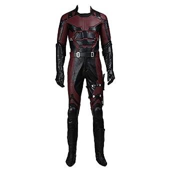 CosplayDiy Menu0027s Costume Suit for Daredevil Superhero Cosplay XXS  sc 1 st  Amazon.com & Amazon.com: CosplayDiy Menu0027s Costume Suit for Daredevil Superhero ...
