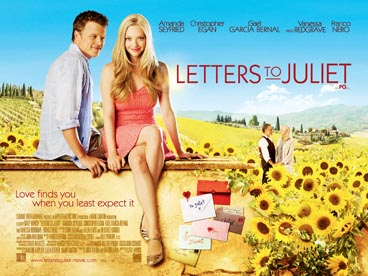letters to juliet full movie online free