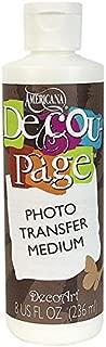 product image for DecoArt Americana Decou-Page Photo Transfer, Medium