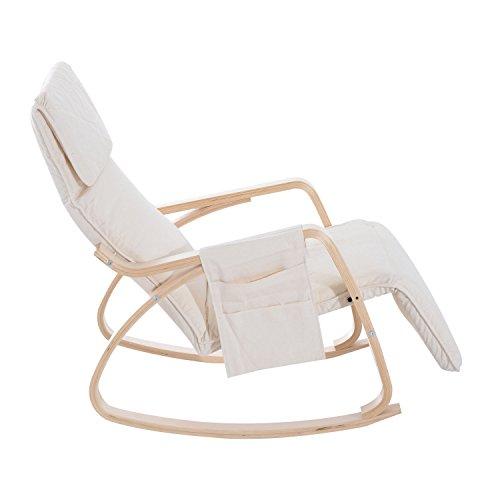 Adult 2 Slat Rocking Chair - 5