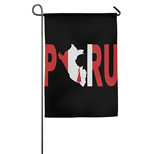 WWTBBJ-B PERU Peruvian Flag Funny Demonstration Flag For Celebration