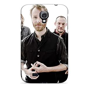 Samsung Galaxy S4 TDX12703DkeP Customized High Resolution U2 Pictures Scratch Resistant Hard Phone Covers -DrawsBriscoe