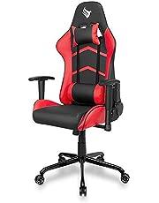 Cadeira Pichau Gaming Donek Vermelha, By-8188-vermelho