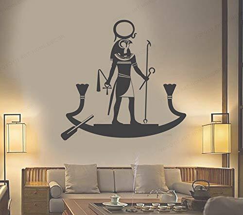 wukongsun Dios Egipcio Mural para Sala de Estar Religión Egipto ...