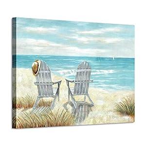 41OnV9gNpGL._SS300_ Beach Paintings & Coastal Paintings