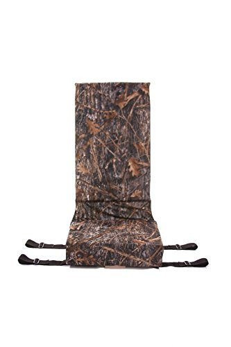 "Free Super Slumper Replacement Tree Stand Seat Cushion Fits Most Brands of Tree Stands With A Sling Type Seat 4"" Thick cushion"