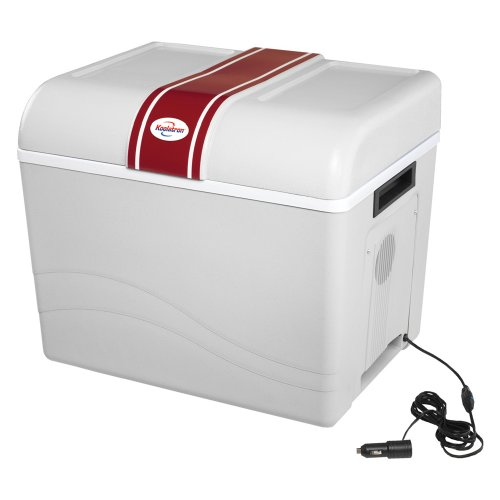 Koolatron P95 Travel Saver Cooler 45-Quart, Light Grey by Koolatron
