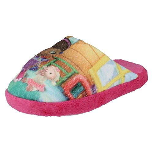 Disney Doc McStuffins Mädchen Hausschuhe d93641 Mehrfarbig