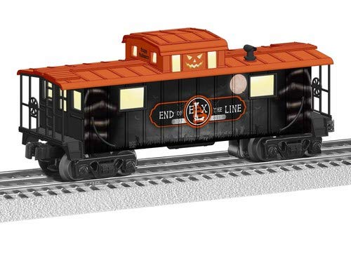 Lionel Trains - ELX Caboose, O Gauge