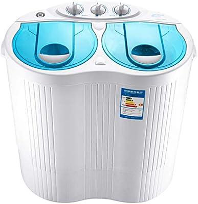 Lavadoras semiautomática Portátil Compacta Capacidad de Lavado de ...
