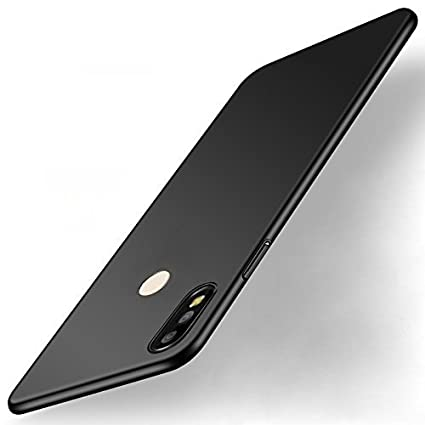 separation shoes 0fadc a081a DIFAL CASE Back Cover Case for VIVO V9 (Black)