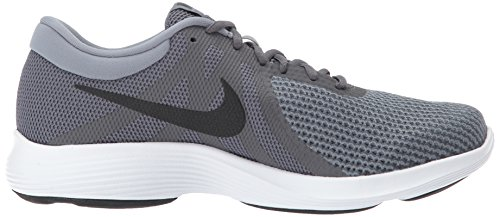 Nike Men's Revolution 4 Running Shoe, Dark Black-Cool Grey/White, 6 Regular US by Nike (Image #6)
