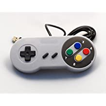 USB SNES Famicon Style Controller, Vista, 7,8, & OSX Plug and Play [Electronics]