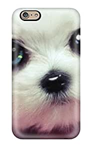 New Arrival Iphone 6 Case Cute Puupy Eyes Case Cover