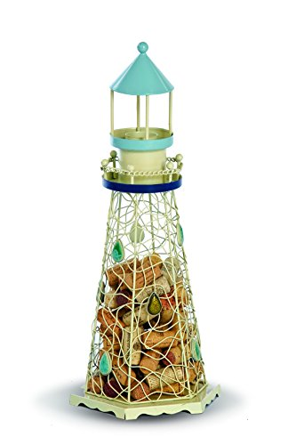 Lighthouse Wine - Lighthouse Cork Cage Caddy by Picnic Plus-White 18