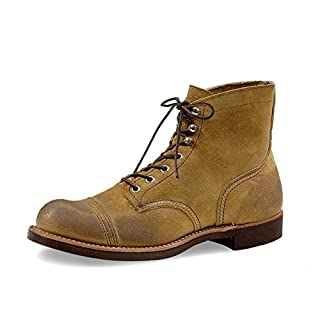 Red Wing The 6 Iron Ranger Boot in Hawthorne Muleskinner Leather,10,Tan (B01BTK0HTI) | Amazon price tracker / tracking, Amazon price history charts, Amazon price watches, Amazon price drop alerts