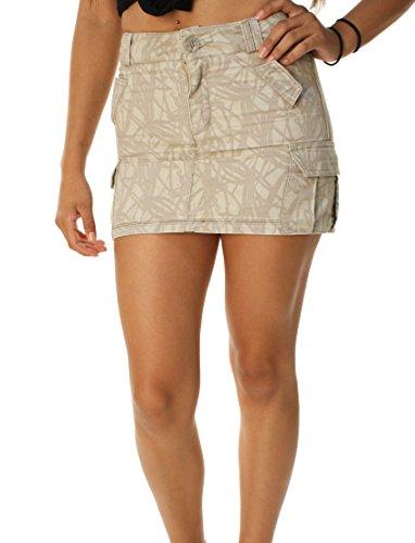 Camo Cargo Skirt (Alpinestars Women's Astars