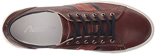 Bacco Bucci Mens Lindy Fashion Sneaker Brown/Multi hDm1u6p
