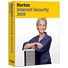 Symantec Norton Internet Security 2008 up to 3 Users (OLD VERSION)