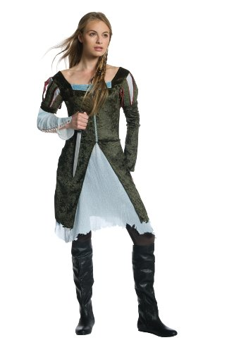 Snow White and The Huntsman Costume, Multi, Large]()