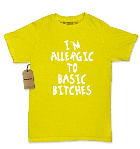 Bitch Yellow T-shirt - 6