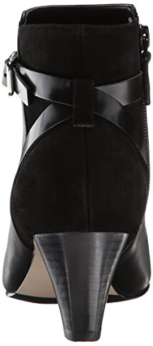 Suede Black Haan Leather Boot Women's Cole Black Sylvan Ankle Bootie UzSwqH