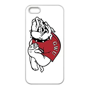 NCAA Gardner Webb Bulldogs White For HTC One M9 Phone Case Cover