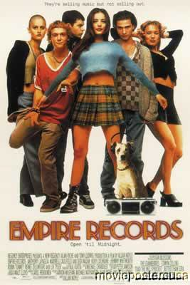 Empire Records - Movie Poster (Size: 27'' x 40'') ()