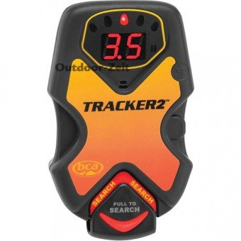 BCA Unisex Tracker 2 Avalanche Transceiver