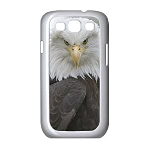 American Bald Eagle Unique Design Cover Case with Hard Shell Protection for Samsung Galaxy S3 I9300 Case lxa#822500