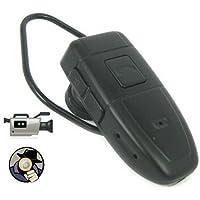 Ugetde® 4GB Spy Bluetooth Earpiece Hidden Camera with Audio and DVR