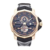 Corum Admiral's Cup Mechanical (Hand-Winding) Black Dial Mens Watch...