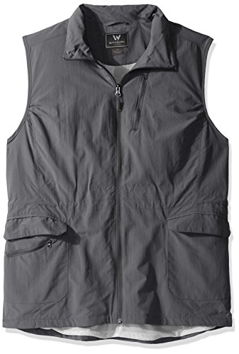 White Sierra Transit Vest, Castle Rock, Medium