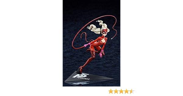 AMAKUNI HJ P5 Anne Takamaki Panther Action Figure Original Without box New 1//8