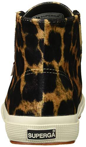 Pictures of Superga Women's 2795 FANVELVETW Sneaker Leopard S00FUY0 7