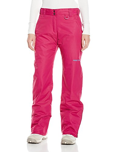 (Women's Insulated Snow Pant, Small/Regular, Orchid Fuchsia)