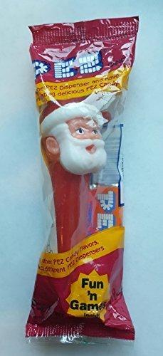 Pez Santa Claus with 2 refills