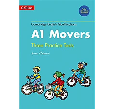 PRACTICE TESTS FOR A1 MOVERS Cambridge English Qualifications ...