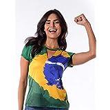 Camiseta Brasil Solimões Feminina