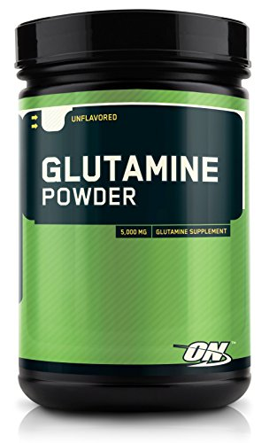Optimum Nutrition L-Glutamine Muscle Recovery Powder, 1000g (Powder Glutamine Grams)