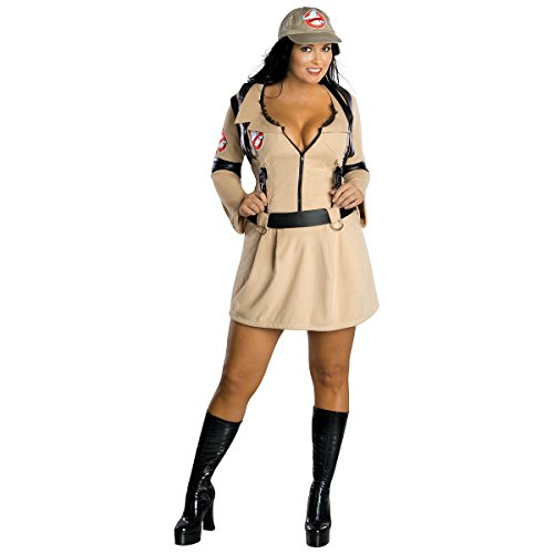 [Ghostbusters Costume - Plus Size - Dress Size 16-20] (Ghostbusters Plus Size Costumes)