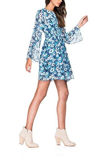 Salsa - Robe à fleurs imprimées - Femme